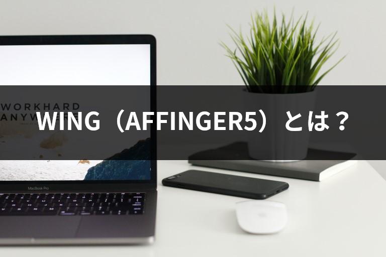 WING(AFFINGER5)とは?